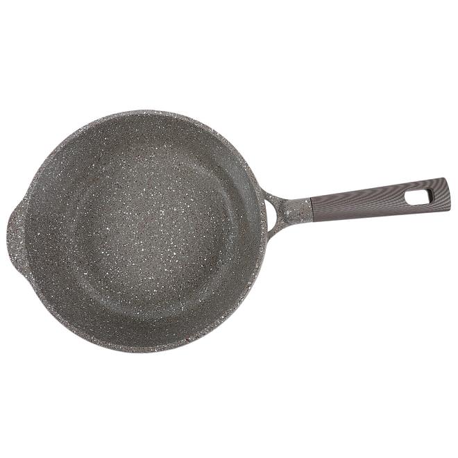 life smile deep fry pan