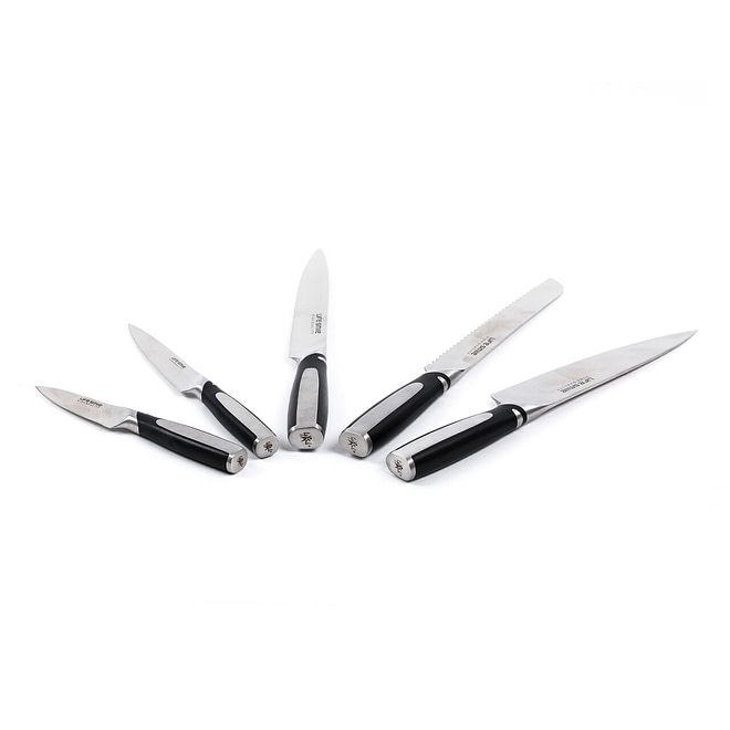 Life Smile 6PCS Stainless Steel Knife Set