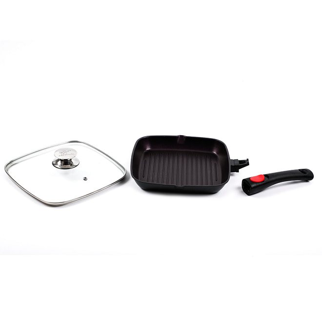 life smile Classic Grill Pan