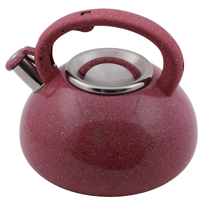 Life Smile Stainless Steel Whistling Kettle 4.5L