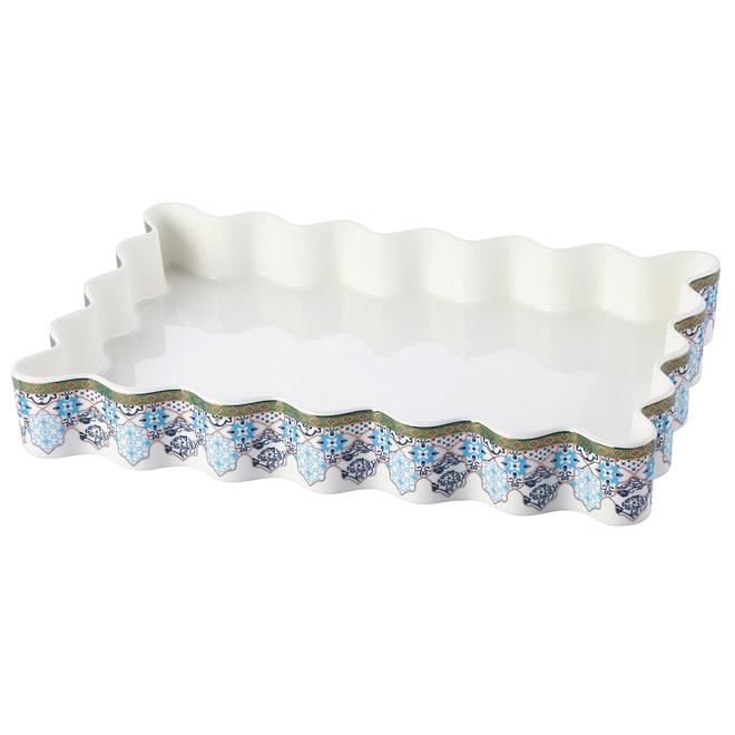life smile Rectangle Baking Dish