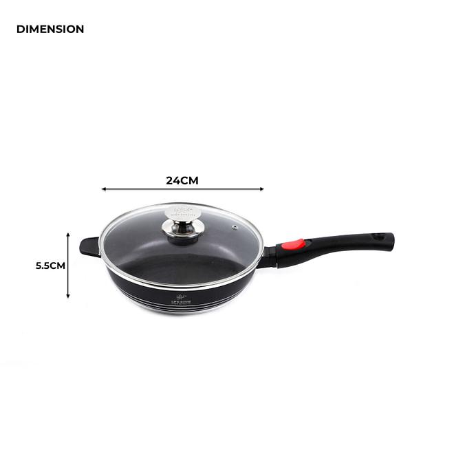 Classic Deep Fry Pan [3F]